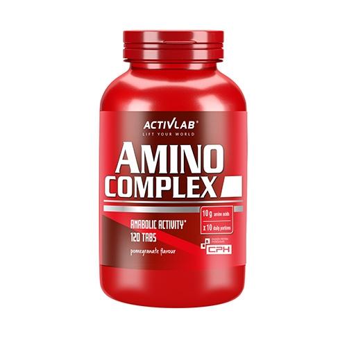 Activlab Amino Complex (120) Standard
