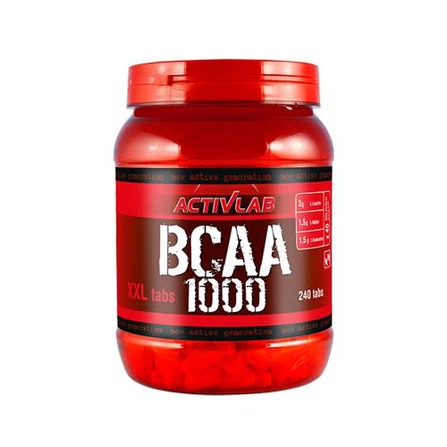 Activlab BCAA 1000 XXL (240) Standard