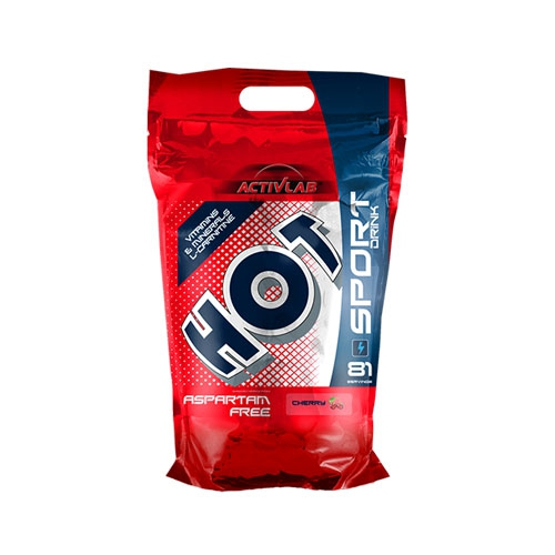 Activlab Hot Sport Isotonic Drink (1000) Pear