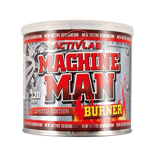 Machine Man Burner (120)