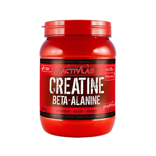 Activlab Creatine + Beta-Alanine Grapefruit