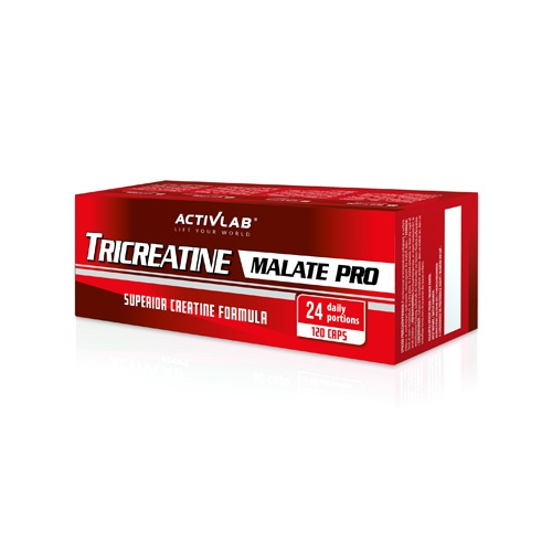 Activlab Tricreatine Malate Pro (120) Standard
