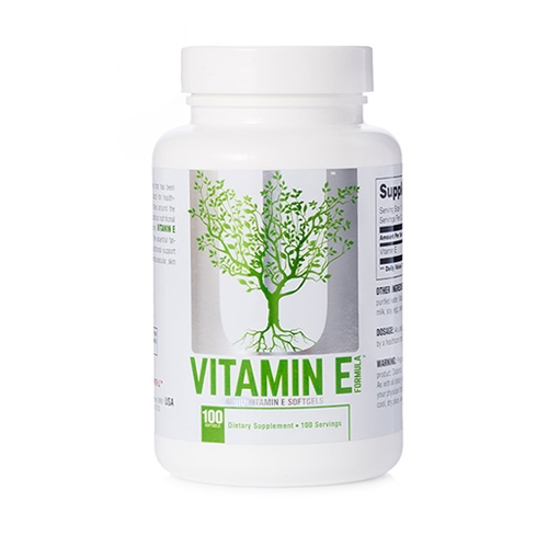 Vitamin E Formula (100 Caps)
