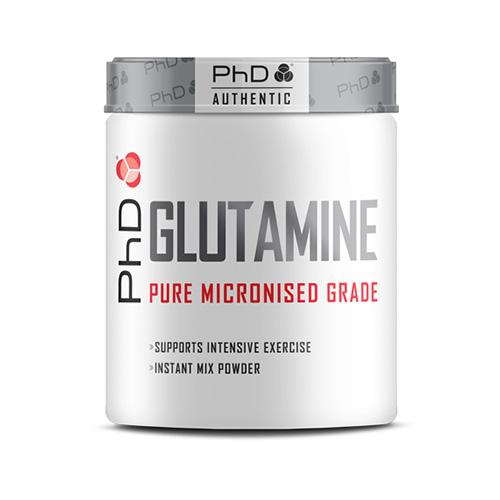 Micronized Pharmaceutical L-Glutamine (250g)