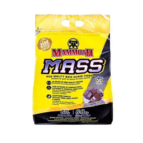 Interactive Nutrition - Mammoth Mass