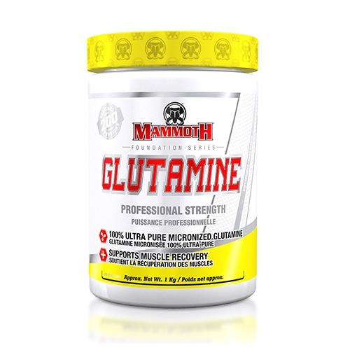 Mammoth Glutamine (1000g)