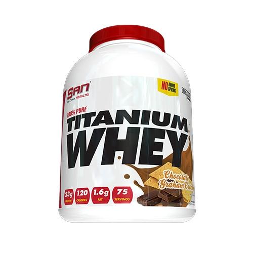 100% Pure Titanium Whey (2lb)