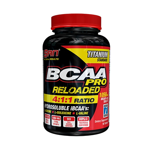 BCAA Reloaded 4:1:1 (90)