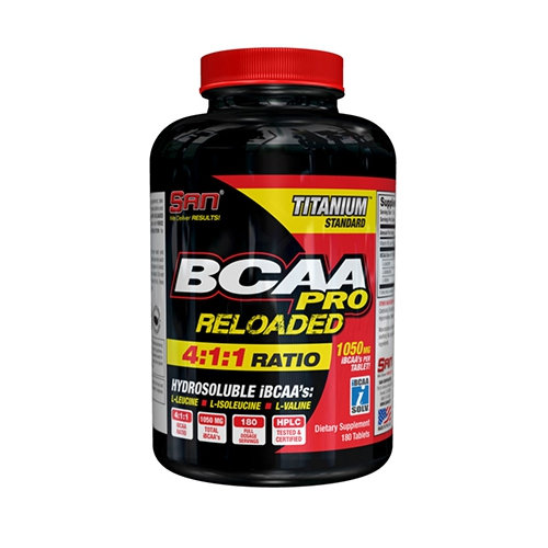 BCAA Reloaded 4:1:1 (180)
