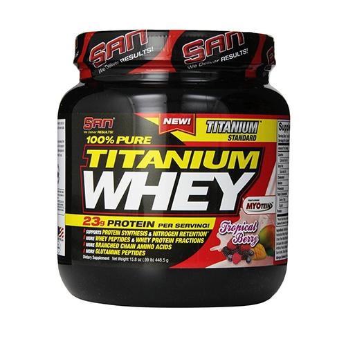 100% Pure Titanium Whey (1lb)