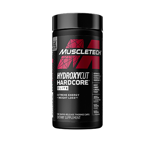 Muscletech - Hydroxycut Hardcore Elite