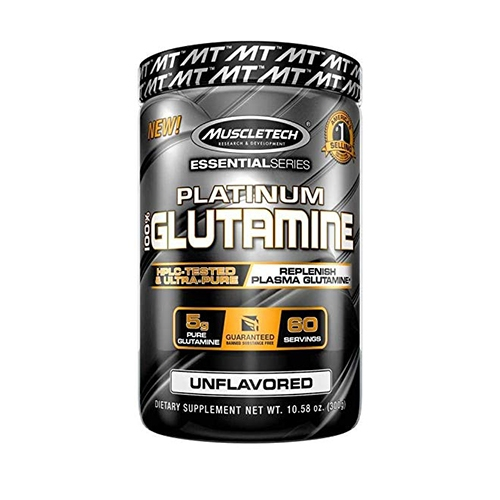 ESSENTIAL SERIES PLATINUM 100% GLUTAMINE