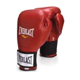 Leather Pro Fighter Glove (Red)