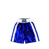 Pro Boxing Trunks (61cm) (Blue/White)