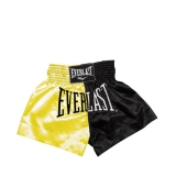 EM7 Mens Thai Boxing Short (Gold/Black)