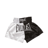 EM7 Mens Thai Boxing Short (White/Black)
