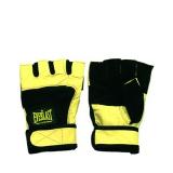 Weight Lifting Glove Original (Black/Yellow)
