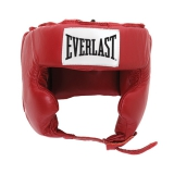 Leather Pro Traditional Headgear (Red)