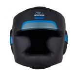 Pro Series Full Face Head Guard Blue 3.0