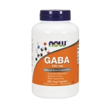 Now Foods - Gaba 500mg