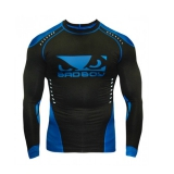 Sphere Compression Top L/S (Black/Blue)