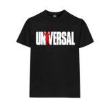 Universal Sportswear - Universal T-Shirt 77 Black