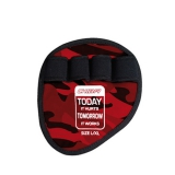 40186 Motivation Grippad (Red/Black)