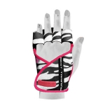 40936 Lady Motivation Gloves (Black/White/Pink)