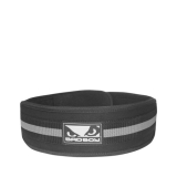 4 Inch Lifting Belt (Black/Grey)