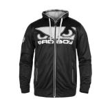 Dynamic Hoodie (Black/Grey)