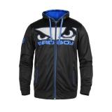 Dynamic Hoodie (Black/Blue)