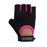 40517 Summertime Gloves (Black/Pink)