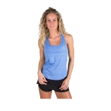 Gorilla Wear - Womens Monte Vista Tank Top Blue