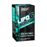 Nutrex Research - Lipo 6 Black Hers (60)