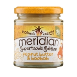 Meridian Foods - Peanut & Baobab Butter (6x170g)