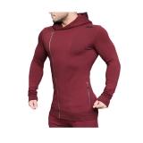 XA1 Vest (Burgundy)