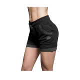Aurora Double Short (Black)