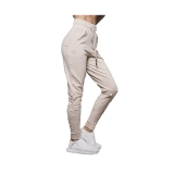 Double Destroyed Jogger (Beige)