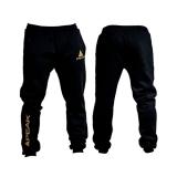 Men Sweatpant - PEAK 2.0 (Black/Gold)