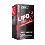 Nutrex Research - Lipo 6 Black Ultra Concentrate