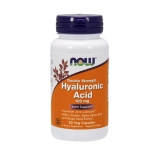 Now Foods Hyaluronic Acid 100mg Double Strength (60) (25% OFF - short exp. date)