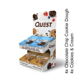 Quest Starter Kit (8 Boxes + Free Display)
