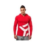 Astor LS Hoodie (Bright Red)