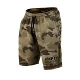 Thermal Shorts (Green Camo)
