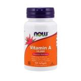 Now Foods - Vitamin A 10.000 IU (100 Softgels)
