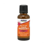 Now Foods - Liquid Vitamin D3 Extra Strengh (30ml)