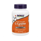 Now Foods - L-Lysine 1000mg (100 Tabs)
