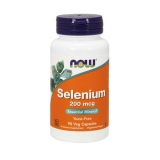 Now Foods - Selenium 200mcg (90 Caps)