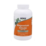 Now Foods - Magnesium Citrate 200mg (250 tabs)