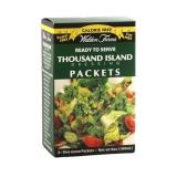 Walden Farms Salad Dressing Packets (12x6x1Serv.) (25% OFF - short exp. date)
